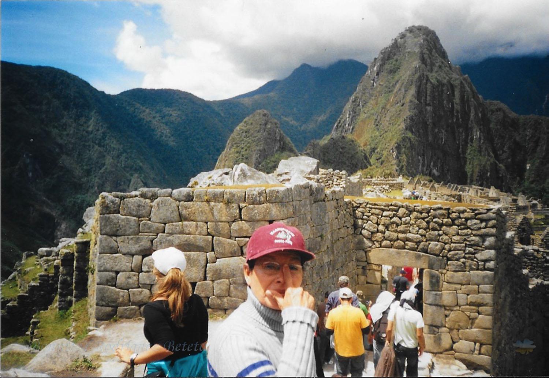 Al final mi madre decidió subir a la Montaña Vieja.