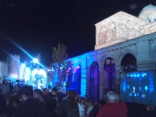 Gala Nacional de Magia- Atrio de San Vicente ( Mago Migue)